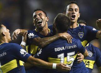 Estreia na Libertadores