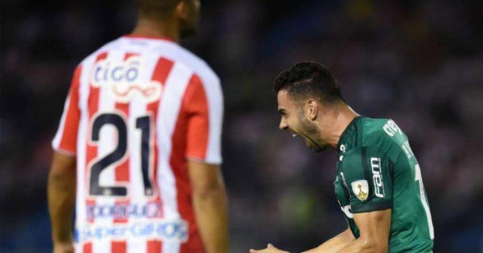 Palmeiras vs Junior Barranquilla